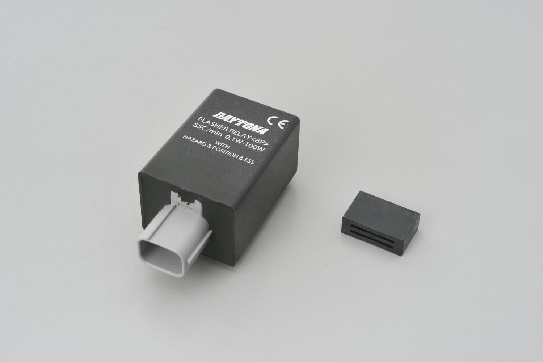 IC flasher relay 40P HONDA f. LED & bulb 40V   Daytona Europe